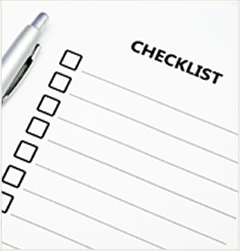 Download your holiday checklist!