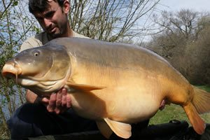 Eden's Lakes - Mecca For Big Fish Angling