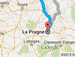 Edens Lake Location - Places to Fish For Carp in France