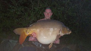 8th April to 15th April Simon's Lake record
