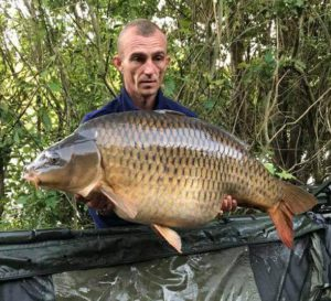 10th June to 17th and 24th June to 1st July with fish to 63.04lb